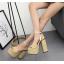 รองเท้าส้นสูง ไซต์ 34-39 สีทอง/เงิน thumbnail 9