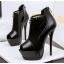 รองเท้าส้นสูง ไซต์ 34-39 สีดำ สีขาว สีเงิน สีเทา thumbnail 13