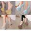 รองเท้าส้นสูงเก็ดกลิ๊กเตอร์สีฟ้า/ม่วง/ทอง/ชม ไซต์ 34-43 thumbnail 1
