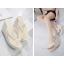 รองเท้าส้นเตารีด ไซต์ 35-39 สีดำ/ขาว/ชมพู thumbnail 7