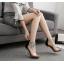 รองเท้าส้นสูงแต่มุขและคริสตัลที่สายรัดข้อสวยหรูสีดำ ไซต์ 35-40 thumbnail 4