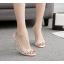 รองเท้าส้นสูงแบบหรูสีดำ/ขาว ไซต์ 35-40 thumbnail 5