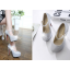รองเท้าส้นสูง ไซตื 34-39 สีเงิน thumbnail 4