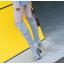 รองเท้าบูทส้นสูง ไซต์ 34-39 สีดำ/แดง/ครีม/เทา thumbnail 4