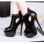 รองเท้าส้นสูง ไซต์ 34-39 สีดำ สีขาว สีเงิน สีเทา thumbnail 9