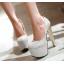 รองเท้าส้นสูง ไซต์ 34-39 สีทอง,เงิน thumbnail 3