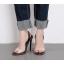 รองเท้าส้นสูงแบบเก๋สีดำ ไซต์ 35-40 thumbnail 3