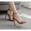 รองเท้าส้นสูงประดับดอกไม้สุดหรู ไซต์ 35-40 thumbnail 3