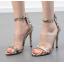 รองเท้าส้นสูงลายหนังงู ไซต์ 35-40 thumbnail 1