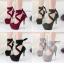 รองเท้าส้นสูง ไซต์ 34-39 สีดำ/เทา/ม่วง/เขียวขี้ม้า thumbnail 1