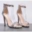 รองเท้าส้นสูงลายหนังงู ไซต์ 35-40 thumbnail 6