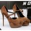 รองเท้าส้นสูง ไซต์ 34-39 สีดำ/แดง/เทา/น้ำตาล thumbnail 11