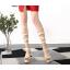 รองเท้าสายรัดยาวสีดำ/ขาว/ครีม ไซต์ 34-43 thumbnail 4
