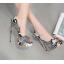 รองเท้าส้นสูงลายหนังงู ไซต์ 35-40 thumbnail 2