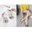 รองเท้าส้นสูงสีเงิน/ดำ ไซต์ 34-40 thumbnail 7