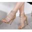 รองเท้าส้นสูงสีทองสวยหรู ไซต์ 35-42 thumbnail 1