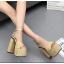 รองเท้าส้นสูง ไซต์ 34-39 สีทอง/เงิน thumbnail 6