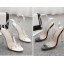 รองเท้าส้นสูงแบบหรูสีดำ/ขาว ไซต์ 35-40 thumbnail 8