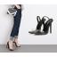 รองเท้าส้นสูงแบบเก๋สีดำ ไซต์ 35-40 thumbnail 1