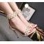 รองเท้าส้นสูงสีครีม ไซต์ 35-40 thumbnail 5