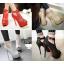 รองเท้าส้นสูงสีทอง/เงิน/แดง/ดำ ไซต์ 34-43 thumbnail 1
