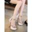 รองเท้าส้นสูง ไซต์ 35-40 สีดำ/ขาว thumbnail 9