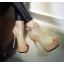 รองเท้าส้นสูงสีทอง/เงิน/แดง/ดำ ไซต์ 34-43 thumbnail 2