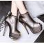 รองเท้าส้นสูง ไซต์ 34-39 สีดำ สีขาว สีเงิน สีเทา thumbnail 6