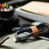 สายชาร์จ ยีนส์ MAOXIN High Speed Cable (iPhone iPad iPod / lightning port) แท้