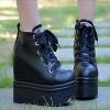 รองเท้าผ้าใบเสริมส้น ไซต์ 35-38