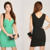 Sexy Dress 85 สีเขียว