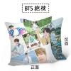 หมอน BTS Summer package 2017 (40X40cm)