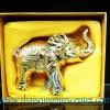 ของพรีเมี่ยม ของที่ระลึกไทย ช้าง แบบ 3 Size M สีทองล้วน