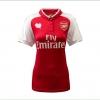 เสื้อบอลหญิงอาร์เซนอล เหย้า Arsenal 2017-2018