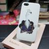 iPhone 5 / 5s - เคสแข็ง ลาย KAYASIS brand Case (สีขาว)