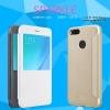 Xiaomi Mi A1 - เคสฝาพับ Nillkin Sparkle leather case แท้