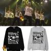 Sweater BTS WAKE UP II -ระบุไซต์/สี-