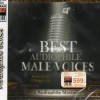 CD,Best Audiophile Male Voices(Gold CD)
