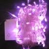 ไฟกระพริบ LED สีชมพู