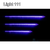 ไฟดาวตก LED 80 cm. สีฟ้า (ไฟฝนดาวตก)