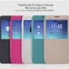 Samsung Galaxy Note5 - เคสฝาพับ Nillkin Sparkle leather case แท้