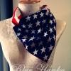 ผ้าโพกลายธงชาติอเมริกา