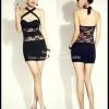 Sexy Dress 7 สีดำ