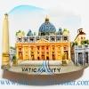 ของที่ระลึก magnets แบบ 81 มหาวิหารนักบุญเปโตร นครรัฐวาติกัน กรุงโรม ประเทศอิตาลี
