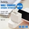 HOCO C23 QC 3.0 USB CHARGER หัวชาร์จ ชาร์จไว งานดี แท้