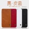 LG V30 - เคสฝาพับ หนัง Nillkin QIN Leather Case แท้