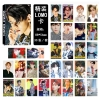 Lomo card set EXO TPOM - BAEKHYUN (30pc)