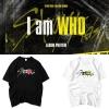 เสื้อยืด Straykids I am WHO (F) -ระบุสี/ไซต์-