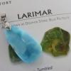จี้ลาริมาร์ ( Larimar )