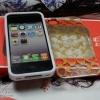 COACH CASE (ลายตัวCสีทอง) - iPhone 4, 4s